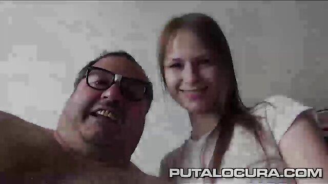 Cute Blonde Fragen Sie reife ladies porn Ihren Papa, um Sex mit BF